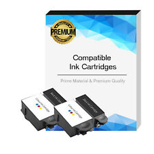 4 x Ink Cartridges For Advent ABK10 ACLR10 A10 AW10 AWP10