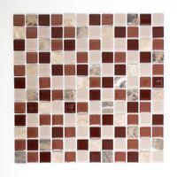 Fliesenspiegel Küchenrückwand selbstklebend Mosaikfliese |200-4M352_f10 Matten