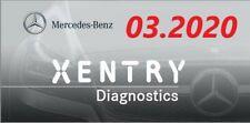 MB Star Mercedes Xentry Diagnostics SOFTWARE 03.2020