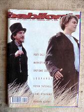 BABILONIA mensile gay e lesbico n.141 febbraio 1996 - Leopardi, Peter Tatchell