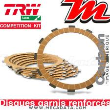 Disques d'embrayage garnis TRW renforcés Compétition ~ KTM SX 400 Racing 2003