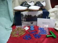 Footjoy Women's Golf Shoes Sz 7B w Extras #2525