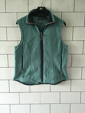 WOMENS PATAGONIA URBAN VINTAGE RETRO FLEECE SWEATSHIRT SLEEVELESS JACKET UK L