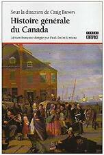 Histoire Generale du Canada