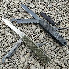 2 x BW Taschenmesser Armee Outdoorset 6 teilig Messer Militär Bunderwehr