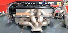 SPP Cam Angle Sensor & Engine Heat Shield Cover Polished, Mitsubishi EVO 6 7 8 9