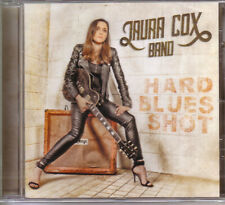 CD (NEU!) . LAURA COX - Hard Blues Shot (2017 mkmbh
