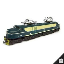 Frateschi Electric Locomotive GE 2-C+C-2 V8 CPEF Phase II 3050 HO Train 1:87