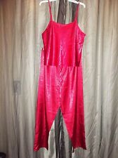 SECRET TREASURES Satin Cami PAJAMAS PJ'S Size LARGE Women's