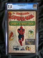 Amazing Spider-man 19 CGC 7.5