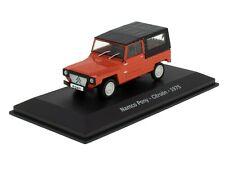 Namco Pony Citroën (Méhari) 1975 - 1/43 Hachette Voiture Miniature Diecast CC102