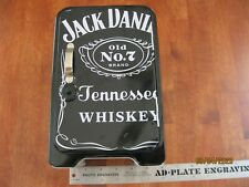 RARE JACK DANIELS LIMITED SAFE  ORIGINAL NO 7 THIS IS A TIN FROM 2012 HELD 8.5X5