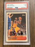 1996 Topps Kobe Bryant Rookie #138 PSA 7 HOT CARD