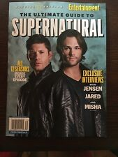 """""""SUPERNATURAL"""" ENTERTAINMENT WEEKLY MAGAZINE ULTIMATE GUIDE 96 PAGE Magazine"""
