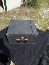 New listing Vintage Hamilton Model 930 Portable Record Player, Travel Turntable