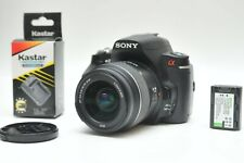 Sony Alpha A230 10.2 MP Digital SLR Camera W/18-55mm Lens