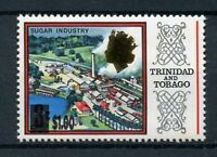 Trinidad & Tobago 2017 MNH Sugar Industry OVPT 1v Architecture Tourism Stamps