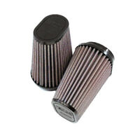 DNA Air Filter Round Clamp 62mm Inlet for BMW R9T (14-17) PN:OV-6200-125-R9T/SET