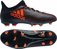NEW BOYS KIDS ADIDAS X 17.3 FG J SOCCER CLEATS SHOES S82368-SIZE 12,1