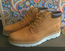 TIMBERLAND KENNISTON CHUKKA WHEAT NEW SIZE 6.5