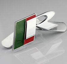 Auto Grün R Grill Frontgrill Emblem Schriftzug Plakette für Jaguar Racing NEU