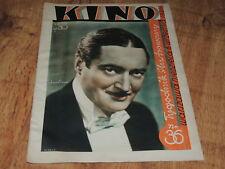 Kino 36/1931 polish magazine Edmund Lowe, Lilian Harvey, Harry Liedtke, A Roanne