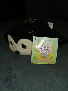 Precious Moments Tender Tails Wind Up Spider Plush Stuffed Toy