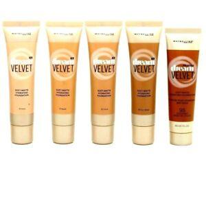 Maybelline Dream Velvet Soft Matte Hydrating Foundation - 30ml