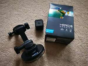 GoPro Hero 4 Session - used once, perfect condition
