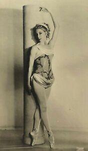FLORENCE VIVIENNE MELLISH 1889-1982 LONDON PHOTOGRAPH BALLERINA ALICIA MARKOVA
