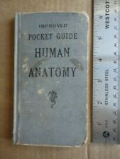 Improved pocket guide to Human Anatomy small pocket size book