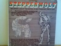 STEPPENWOLF      LP        EARLY     STEPPENWOLF