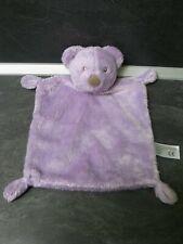 doudou ours souris violet marron simba toys kiabi état neuf