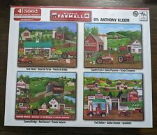 MCCORMICK FARMALL 4 500 PC Puzzles/Anthony Kleen/NEW!