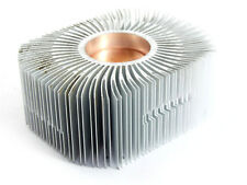 Kupferkern Rippen-Kühlkörper Passive Copper Core Heat-Sink 6,8cm x 8,8cm x 3,6cm