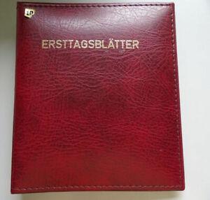 Berlin amtliche, alte Ersttagsblätter, ETB  (N)