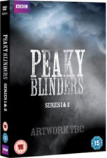 Iddo Goldberg, Annabelle Wa...-Peaky Blinders: Series 1 and 2  DVD NEW