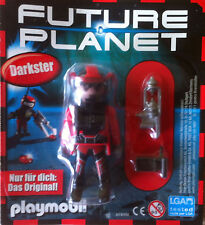 Playmobil/Future Planet darkster/original nuevo y en su embalaje original