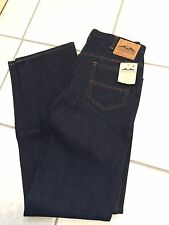 New Men's 32x34 Dakota By Five Brothers Blue Jeans NWT Tags Made In USA Vintage