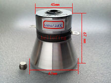 100W 28KHz Ultrasonic Piezoelectric Cleaning Transducer Cleaner