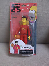 THE SIMPSONS 25 OF THE GREATEST GUEST STARS ACTION FIGURE SERIES 1 YAO MING