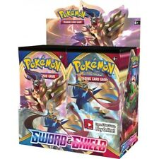 Pokemon TCG: Sword and Shield Base Set - 1x Booster Pack - New & Sealed