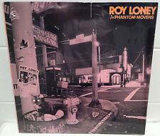 SEALED MINT! ROY LONEY & THE PHANTOM MOVERS Phantom Tracks LP  Flamin' Groovies