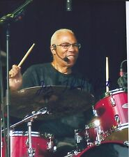 Tony Thunder Smith Signed Autographed 8x10 Photo Drummer for Lou Reed