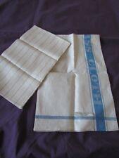 100% Quality Towel Cloth Linen Scarf Folk Costume Fabric #vintage 1935 Homespun Beige Linens & Textiles (pre-1930) Linens & Textiles (1930-now)