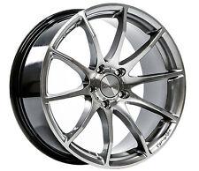 18 pollici TOMASON tn1 8.5x18 Hyperblack LK 5x112 et45 Audi/Mercedes/VW/Seat