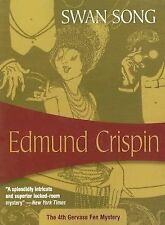 Swan Song (Felony & Mayhem Mysteries), Crispin, Edmund, 1933397543, Book, Good
