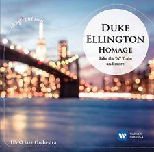 UMO JAZZ ORCHESTRA - DUKE ELLINGTON-HOMAGE INSPIRATION SERIES  CD NEUF