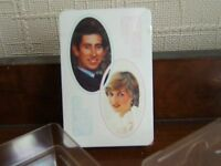 Royal Wedding 1981 (Prince Charles & Lady Diana Spencer) Playing Cards