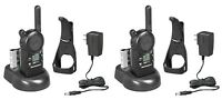 2 Motorola CLS1110 UHF Business Two-way Radios. Buy 6 Get One Free!!
